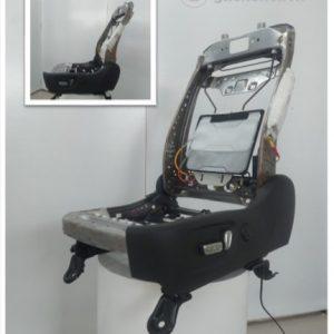 Độ Ghế massage xe hơi - Nâng cấp ghế tài xế 12 Hướng